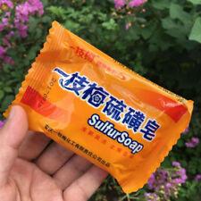 Soap Sulfur Oil-control Skin Mite Acne 84g