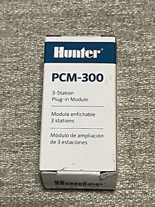 Hunter PCM-300 3 Station Plug In Module Expansion New
