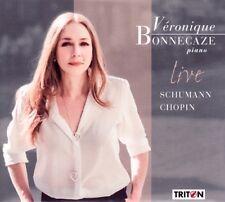 Veronique BONNECAZE / Live - Schumann - Chopin / (1 CD) / Neuf