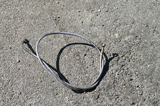CAGIVA 900 GRAN CANYON (2000) BRAIDED CLUTCH LINE