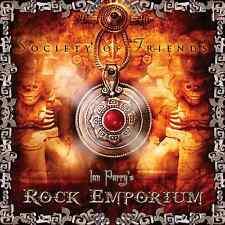 Ian Parry's Rock Emporium - Society of Friends CD 2016 (Elegy / Consortium)