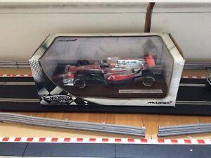 HOT WHEELS F1 1/18 LEWIS HAMILTON McLaren MP4-22 1st WIN CANADA GP 2007. Ltd Ed.