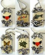 Mixed Metals Handmade Beauty Fashion Necklaces & Pendants