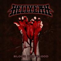 HELLYEAH - BLOOD FOR BLOOD  CD NEW+