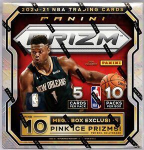 2020-21 NBA Prizm Mega Box - Pink Ice 50 Card - CHEAPEST IN OZ