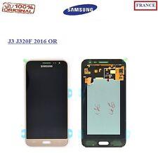 Ecran Complet Vitre Tactile+Lcd OR Samsung Galaxy J3 J320F/J320FN 2016 Original