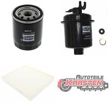 FilterSet (M): 1x Innenraumfilter, 1x Ölfilter, 1x Kraftstofffilter