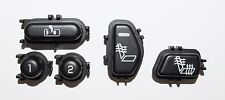 Left Heated Seat Memory Switch Replacement Buttons Fits 2003-2006 Chevrolet GMC
