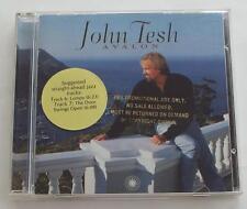 Avalon by John Tesh (PROMOTIONAL CD, Mar-1997, Decca)