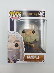 FUNKO POP VINYL: Gandalf (Balrog Fight) #443 - LOTR - Lord Of The Rings
