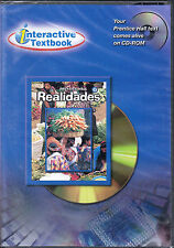 Prentice Hall Realidades 2: Interactive Textbook On 2 Cd Win/Mac - New