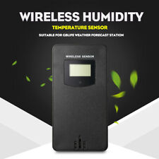 Wireless Humidity Temperature Sensor for GBlife Weather Forecast Station