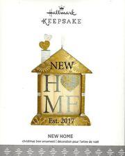 Hallmark 2017 New Home Ornament