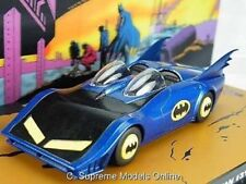 BATMAN BATMOBILE DC CAR MODEL 1/43RD SIZE 3D SETTING EAGLEMOSS VERSION R0154X{:}