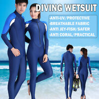 Womens / Mens Wetsuit Diving Boarding Snorkeling Surfing Scuba Wet Suit  *##