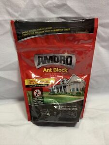 AMDRO ANT BLOCK HOME PERIMETER ANT BAIT DUAL ACTION. KILL THE COLONY! Y6