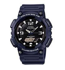 Casio Watch * AQS810W-2A2 Tough Solar Illuminator Blue Resin COD PayPal
