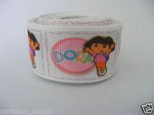"""1"""" (25mm) Grosgrain Ribbon  #4248 Dora"""