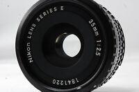 Nikon SERIES E 35mm F2.5 AI-S Lens SN1841220