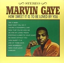 How Sweet It Is to Be Loved by You Marvin Gaye Vinyl 0600753536506