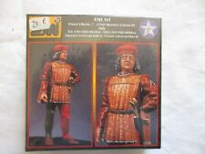 Figurine kit 54mm. Hercule 1er, Duc d'Este 1482