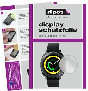 6x Screen Protector for Samsung Gear Sport R600 Protection Crystal Clear dipos