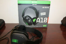0243 ASTRO Gaming A10 Wired 3.5mm Gaming Headset Xbox One, PS4, PC,