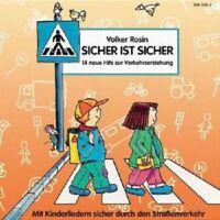 """VOLKER ROSIN """"SICHER IST SICHER"""" CD NEW"""