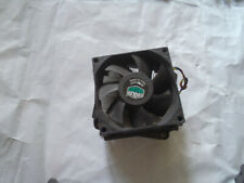 Cooler Master Intel LGA 775 CPU Heatsink Fan cooler 4 Pin PWM Core 2 Duo
