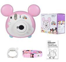 Disney TSUM TSUM x Fujifilm FUJI Instax Mini Instant Film Camera Gift Set 8 9