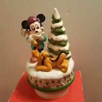 Schmid Walt Disney Christmas Music Box Tune: Winter Wonderland 253-471