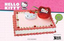 HELLO KITTY COMPACT/ PURSE DECOPAC CAKE TOPPER BRAND NEW UNOPENED