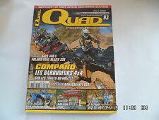 QUAD PASSION MAGAZINE N°93 03/2008 GOES 350 S POLARIS TRAIL BLAZER 330   G2