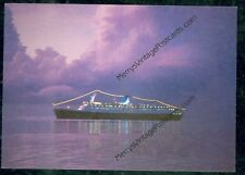 "Sun Line, Ship, ""Stella Solaris"" Greek Registry (SH#1)#717 *21 notmailedpostcard"