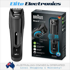 BRAUN BT5070  SERIES 5 CORDLESS PRECISION BEARD TRIMMER GROOMER WET & DRY SHAVER