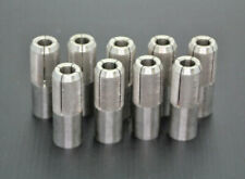 """5/8-11 X 2 1/2"""" 316 Stainless Steel Drop In Anchor Lot of 9"""
