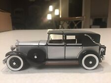 New Listing1/43 Franklin Mint 1928 Hispano-Suiza Hb6 World's Greatest Cars
