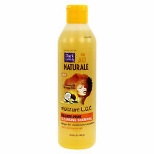 Dark & Lovely Au Naturale Moisture L.O.C. Sulfate-Free Cleansing Shampoil 13.5oz