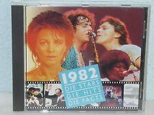 """*****CD-VARIOUS ARTISTS""""DIE STARS-DIE HITS-DIE FACTS-1982""""-Polydor*****"""