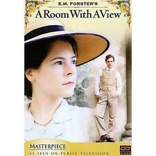 Masterpiece Theatre - A Room with a View (DVD, 2008) NEW