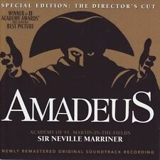 Amadeus [Special Edition: Director's Cut] [Newly Remastered Soundtrack...