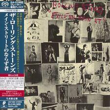 "ROLLING STONES ""EXILE ON MAIN STREET"" JAPAN Mini LP SHM-SACD DSD 2011 *SEALED*"