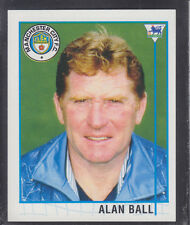 Merlin Shreddies - Premier League 96 - # 427 Alan Ball - Manchester City