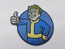 Quality Iron/Sew on Vault Boy biker patch  Fall out fallout 4 Vault-tec