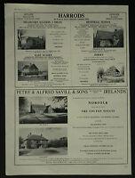 Old Hall Farm Colton House Norfolk Estate Agent Details 1961 1 Page Advert