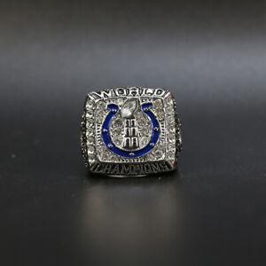 Peyton Manning - Indianapolis Colts 2006 Super Bowl Championship Rings with Box