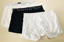 HUGO BOSS Cotton Boxer Briefs x 3 Pack Size -Large