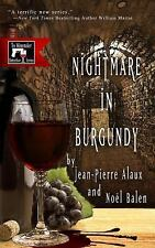 Winemaker Detective: Nightmare in Burgundy 3 by Noël Balen and Jean-Pierre...