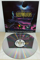 SLEEPWALKERS - LASERDISC