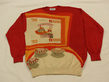 *ICEBERG CASUAL PULLOVER*CHARITY DRIVE ROBIN HOOD DISNEY*ORANGE*GR: XXL*TIP TOP